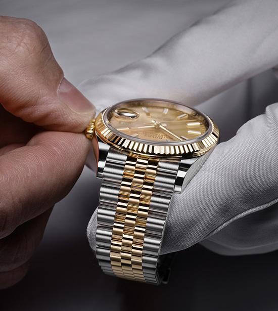 La manutenzione del tuo Rolex